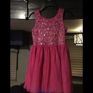 Girls dress size 7/8